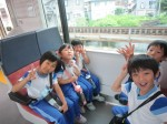 電車早いね(*^。^*)