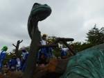 恐竜すべりだい!