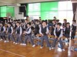 合奏:シングシングシングの手拍子