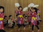 「桜援歌」で踊ります!