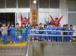 小千谷駅で記念撮影Part2